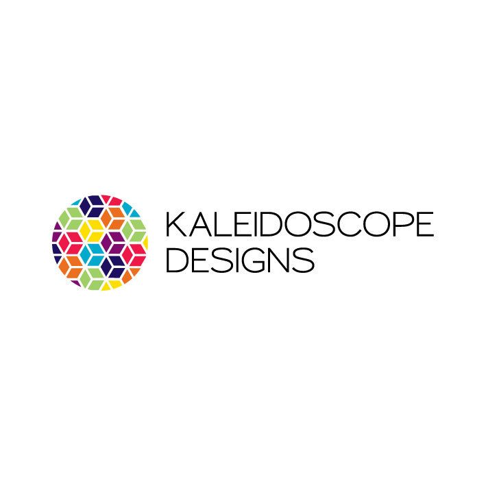 kaleidoscope designs.